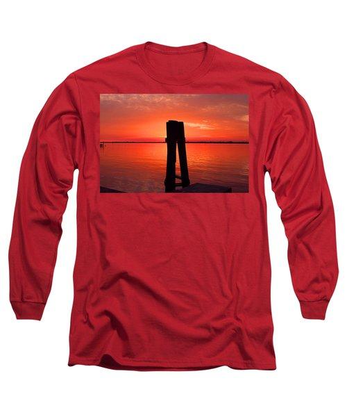 Faith Reunites Us Long Sleeve T-Shirt