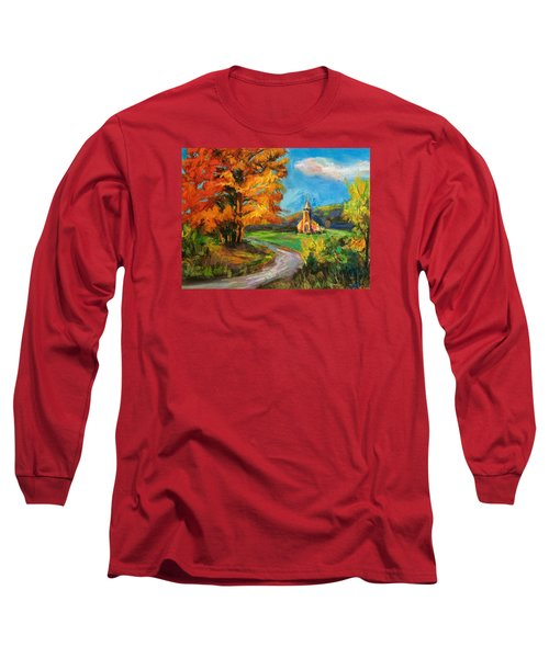 Fall Church Long Sleeve T-Shirt
