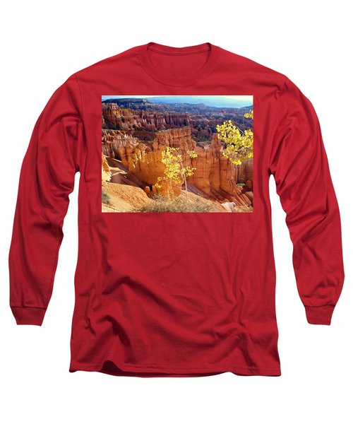 Fall In Bryce Canyon Long Sleeve T-Shirt