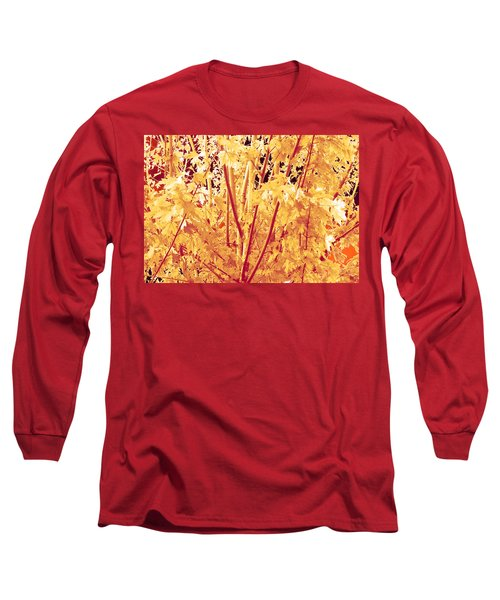 Fall Leaves #1 Long Sleeve T-Shirt