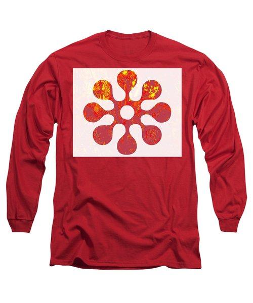 Fall Leaves #11 Long Sleeve T-Shirt