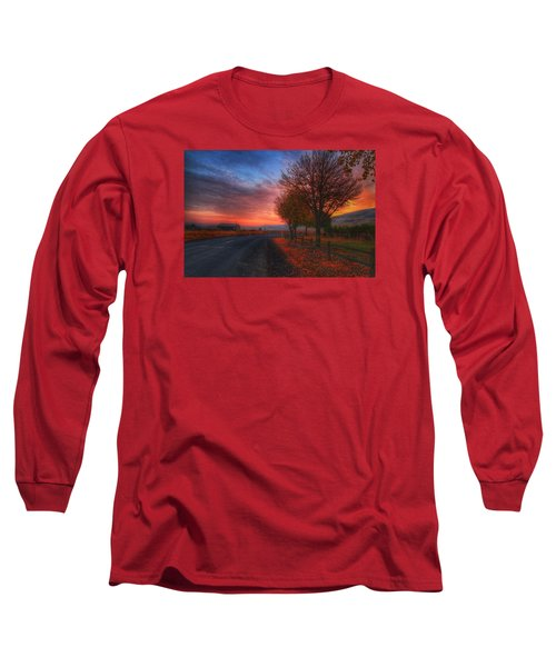 Fall Sunrise Long Sleeve T-Shirt