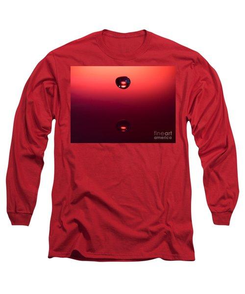 Falling Towards Myself Long Sleeve T-Shirt