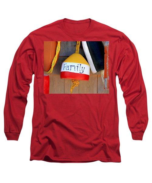 Family Buoy Long Sleeve T-Shirt