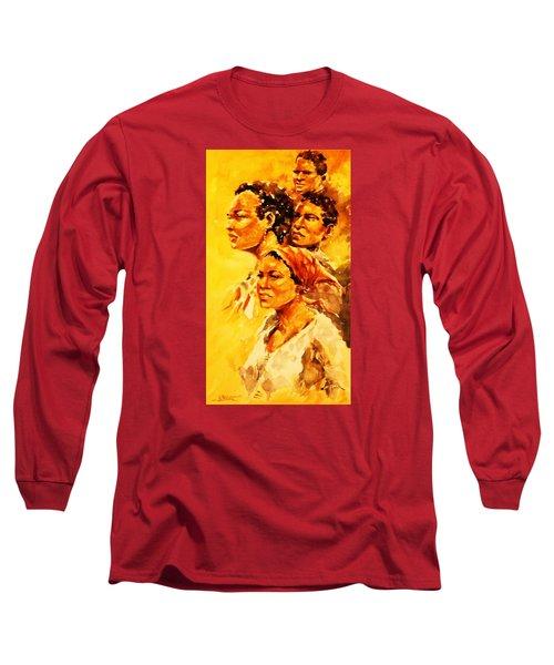 Family Ties Long Sleeve T-Shirt