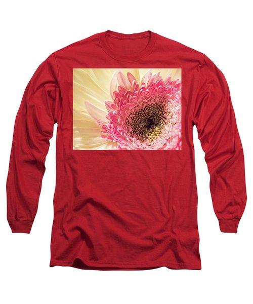 Fancy Pants Gerbera Daisy Long Sleeve T-Shirt