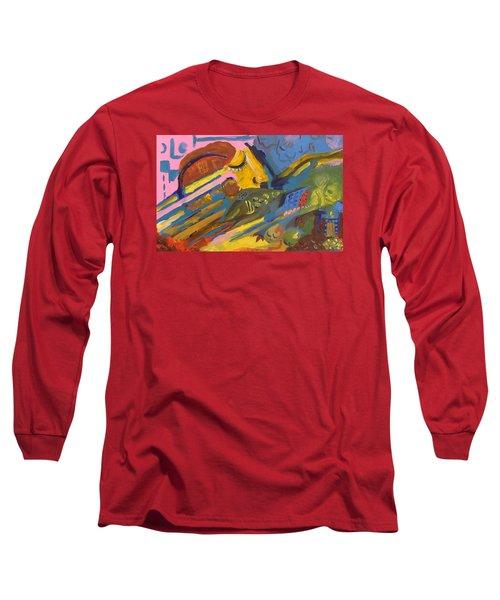 Feel Long Sleeve T-Shirt by Rita Fetisov