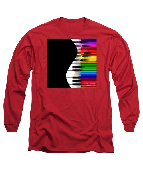 Feel The Music Long Sleeve T-Shirt