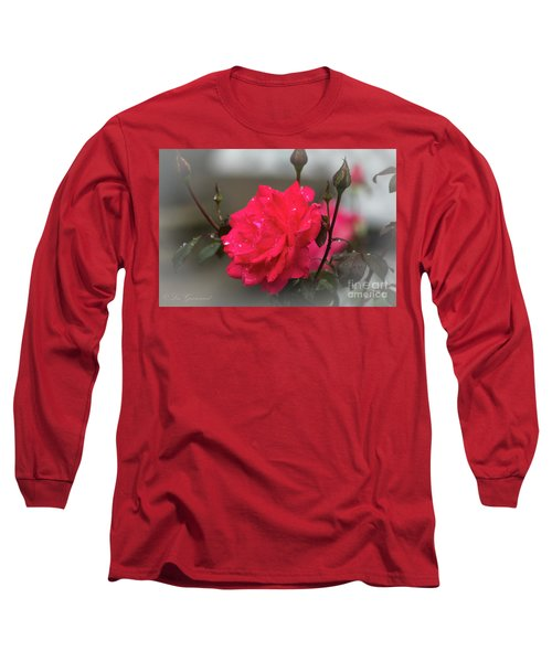 Feeling Rosy Long Sleeve T-Shirt