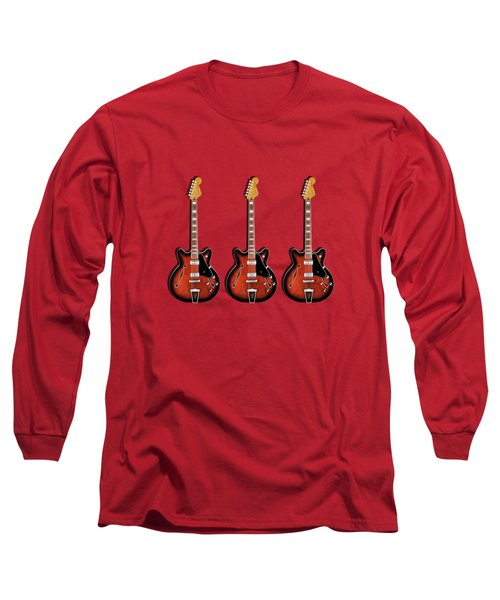 Fender Coronado Long Sleeve T-Shirt