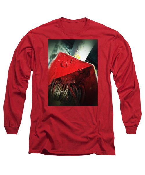 Ferry Hardware Long Sleeve T-Shirt by Olivier Calas
