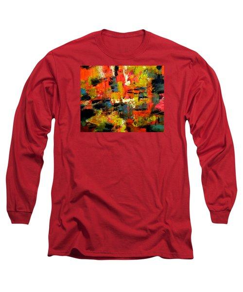 Festive Night Long Sleeve T-Shirt