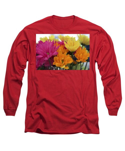 Ff-22 Long Sleeve T-Shirt