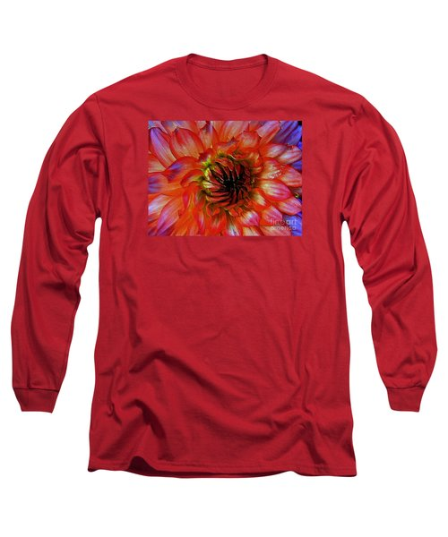 Long Sleeve T-Shirt featuring the photograph Fickle by Elfriede Fulda