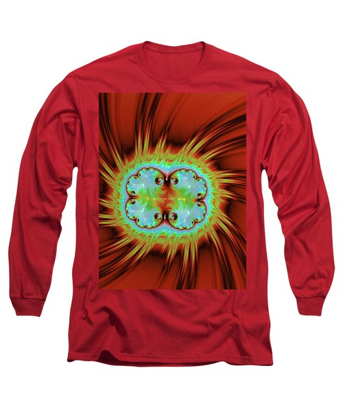 Fiery Glow Long Sleeve T-Shirt