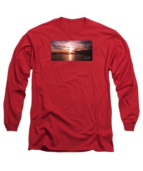 Fiery Tranquility  Long Sleeve T-Shirt