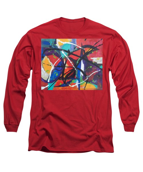 Fiesta Dance Long Sleeve T-Shirt