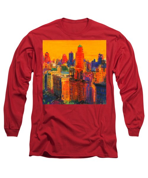 Fifth And Madison Long Sleeve T-Shirt
