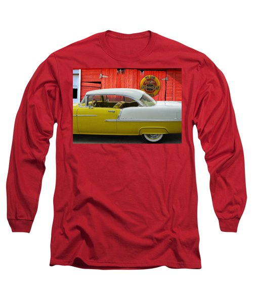 Fine 55 Long Sleeve T-Shirt by Rod Seel
