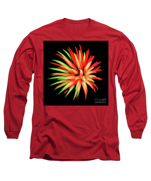 Fire Burst Long Sleeve T-Shirt