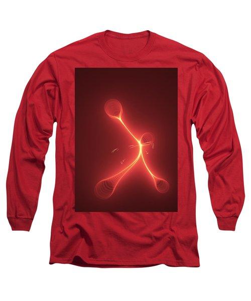 Fire Fly Long Sleeve T-Shirt