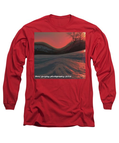Fire Frost Long Sleeve T-Shirt