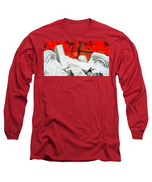Fire In The Minds Of Men Long Sleeve T-Shirt