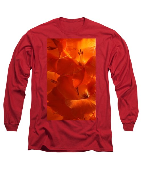 Fire Whispers Long Sleeve T-Shirt