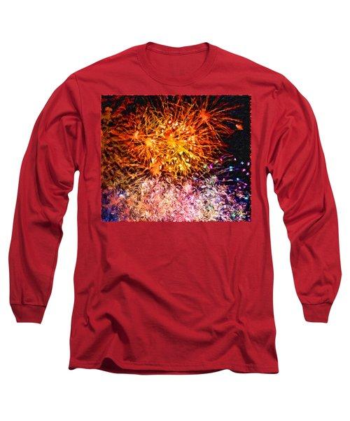 Fireworks 11 Long Sleeve T-Shirt