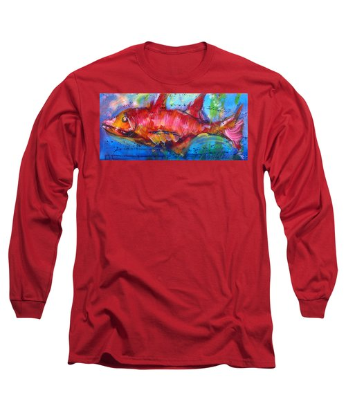 Fish 4 Long Sleeve T-Shirt
