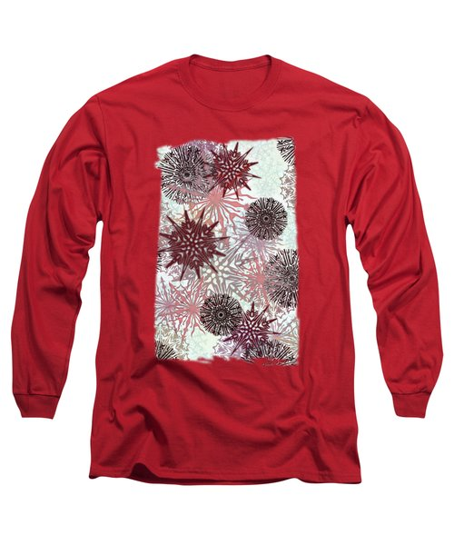 Flakes Love Long Sleeve T-Shirt by AugenWerk Susann Serfezi