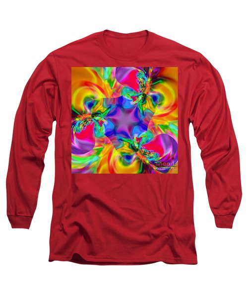 Flexibility 20caa Long Sleeve T-Shirt
