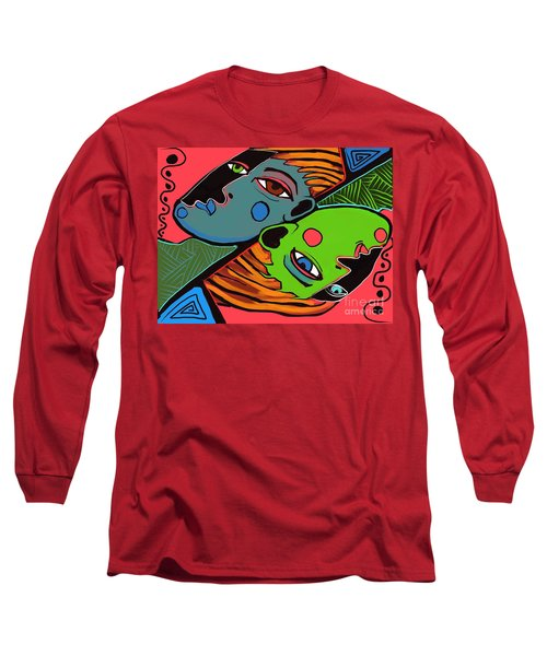 Flip Side Long Sleeve T-Shirt