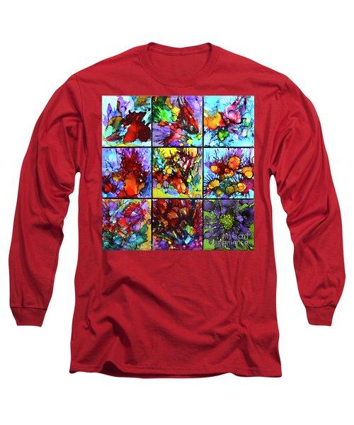 Floral Air Long Sleeve T-Shirt