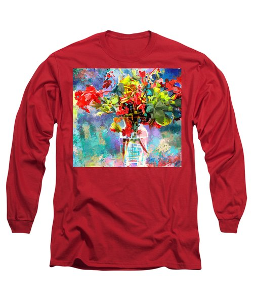 Flower Festival Long Sleeve T-Shirt
