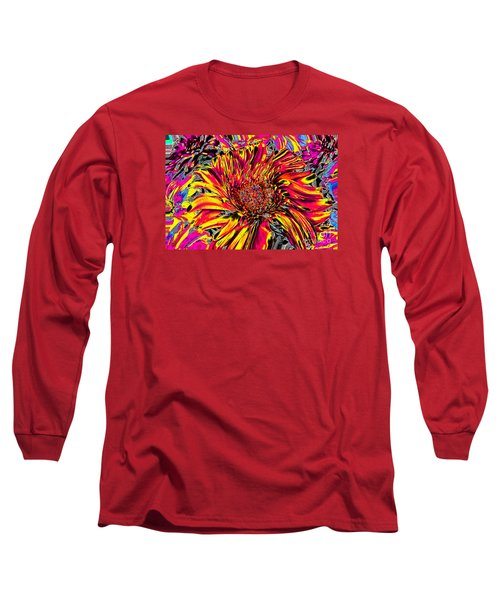 Flower Power II Long Sleeve T-Shirt