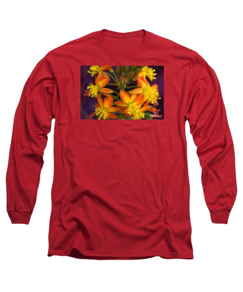 Long Sleeve T-Shirt featuring the photograph Flowers Of Spring by Stephen Anderson