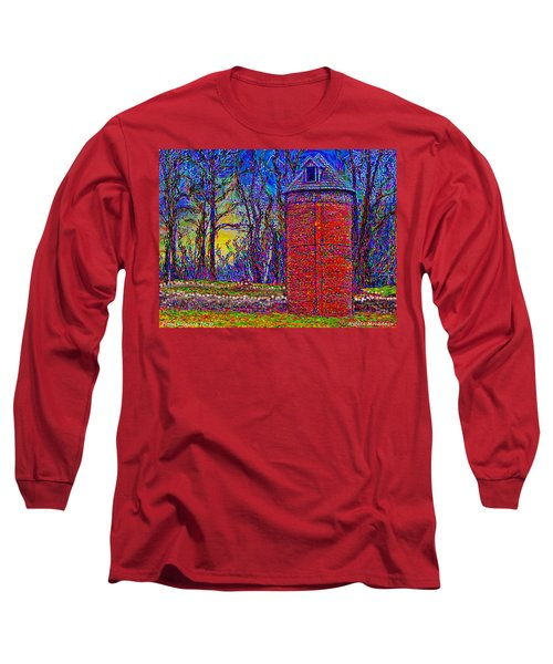 Floyd,virginia Tower Long Sleeve T-Shirt