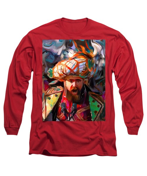 Fly Kelce Fly Long Sleeve T-Shirt