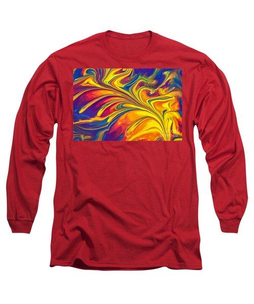 Flying Duck Long Sleeve T-Shirt