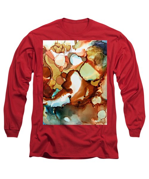 Flying Fortune Cookies Long Sleeve T-Shirt