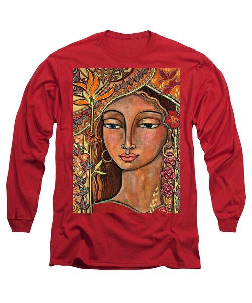 Focusing On Beauty Long Sleeve T-Shirt