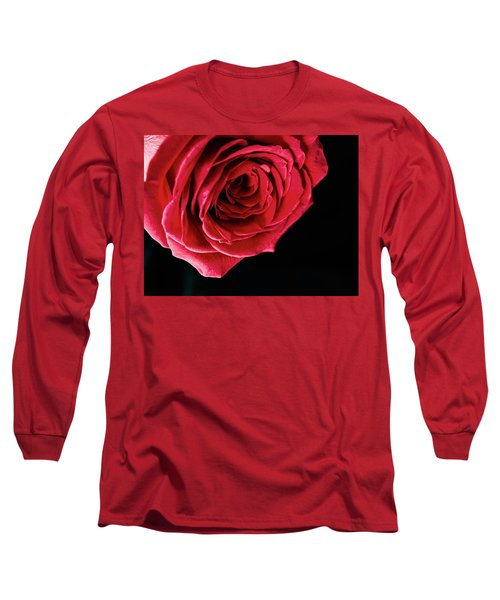 For My Valentine Long Sleeve T-Shirt