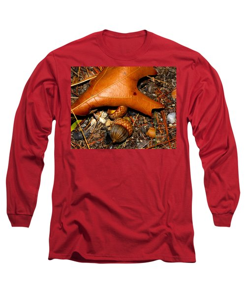 Forest Floor Long Sleeve T-Shirt