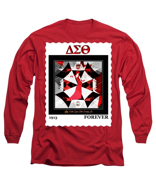 Forever Delta  Long Sleeve T-Shirt