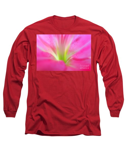 Forever In Pink Long Sleeve T-Shirt
