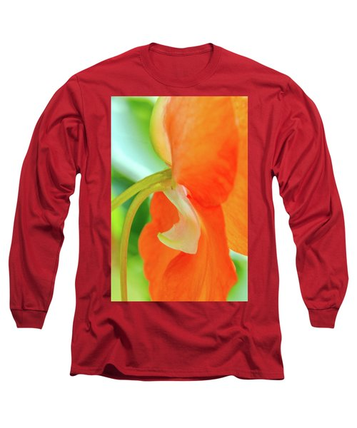 Long Sleeve T-Shirt featuring the photograph Forget Me Not by Bill Gallagher