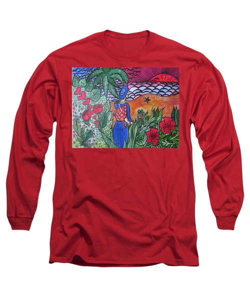 Fortune ....happiness Long Sleeve T-Shirt