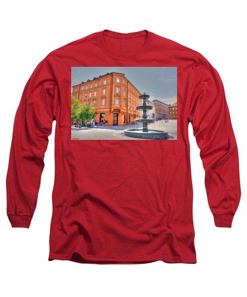 Fountain Long Sleeve T-Shirt