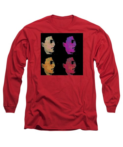Four Abes Long Sleeve T-Shirt
